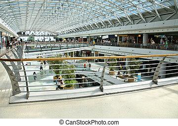 shopping center vasco da Gama, Lisboa, portugal