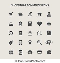 Shopping & Commerce Icon