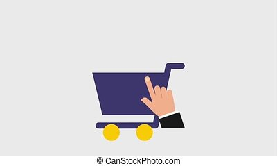 shopping e commerce icons