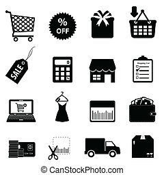 shopping, ecommerce