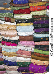 Shopping for Indian Fabric