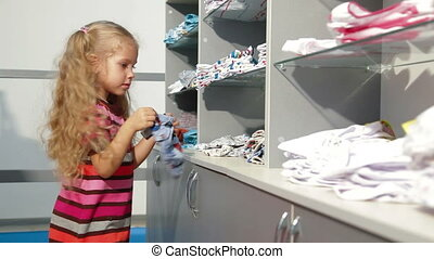 Shopping For Kids Clothes