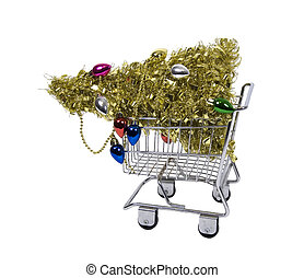 Shopping for the holidays