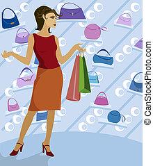 shopping, galore