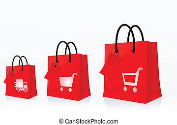 Shopping logistics