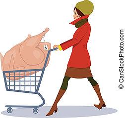 shopping mantimento, feriados