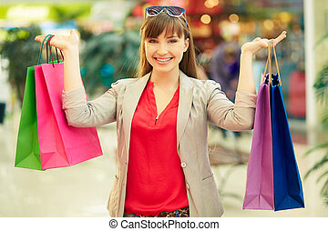 Shopping pleasure