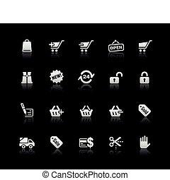 Shopping / Silver
