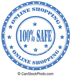 shopping-stamp, ligne
