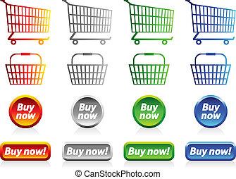 Shopping Symbols