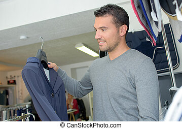 shopping, vestiti
