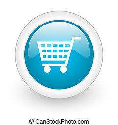 shopping web button