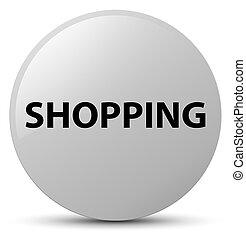 Shopping white round button