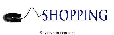 Shopping word