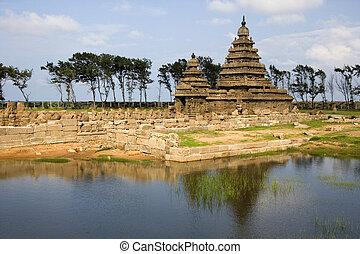 Shore Temple - Mahabalipuram - India