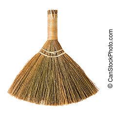 Short broom