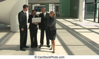 short business meeting