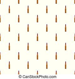 Short cartridge pattern seamless vector