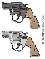Short revolvers
