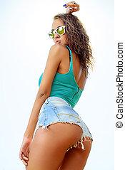 shortinho, shorts