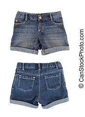shorts treillis