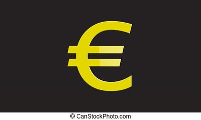 Euro collapse - Shot of Euro collapse