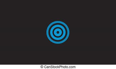 Shot of radio waves 2