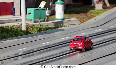 Toy car - Shot of Toy car