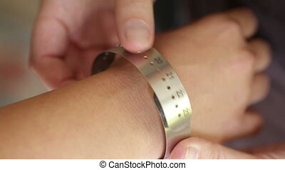 Wrist Measuring Tool