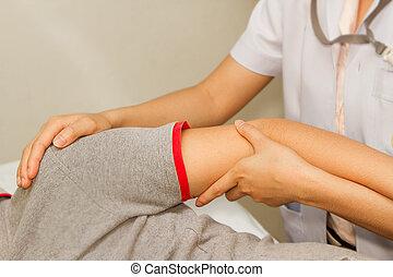 shoulder manipulation ,Rehab training for shoulder joint...