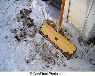 Shovel Still Life