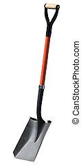 shovel - a shovel