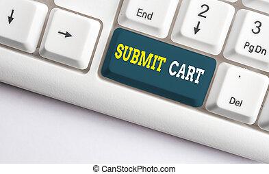 showcasing, オンラインで, pc, キーボード, 発送, メモ, cart., 手, バックグラウンド。, 項目, の上, 進みなさい, リスト, 白, ペーパー, 堤出しなさい, 概念, 写真, 執筆, 提示, チェックアウト, ビジネス, 買い物