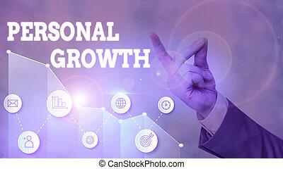 showcasing, escritura, foto, actuación, oneself., personal, revelado, comprensión, proceso, growth., en curso, nota, empresa / negocio