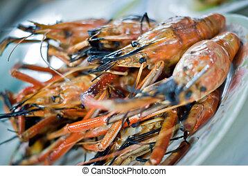 Shrimp Burn
