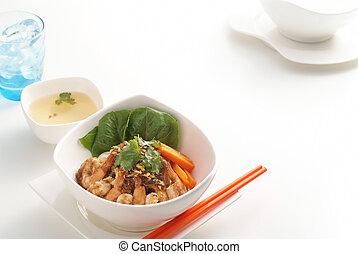 Shrimp noodle 2