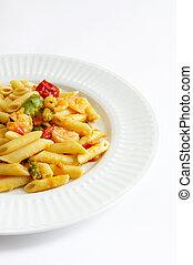 shrimp seafood Pasta