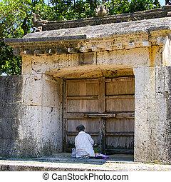 Shrine in Naha