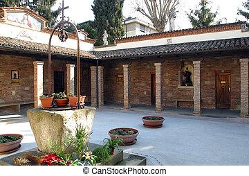 Shrine of St. Leopold Mandic (Santuario di San Leopoldo ...