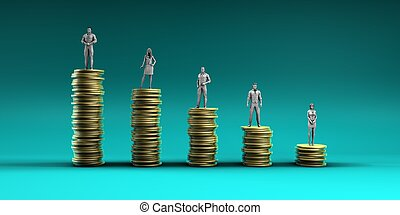 Shrinking Wealth