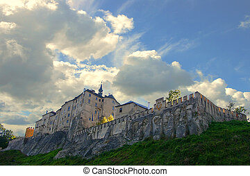 shteynberg, castelo