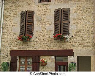 shutter, window,