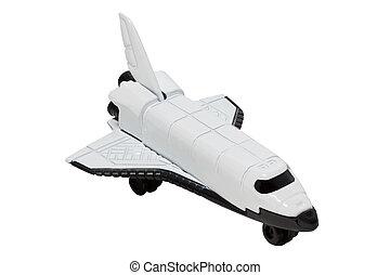 shuttle, arealet