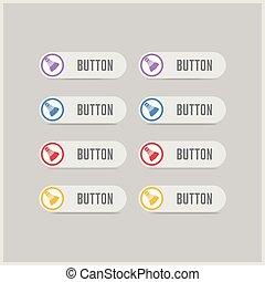 Shuttlecock Icon - Free vector icon