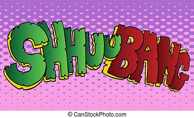 shuubang, missle, suono