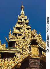 shwedagon, paya