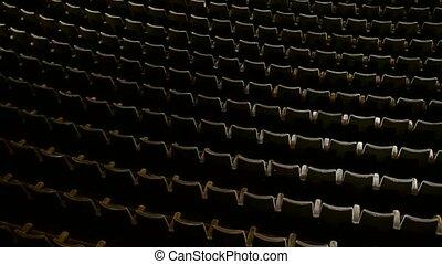 sièges, théâtre