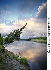 sibérie, nature
