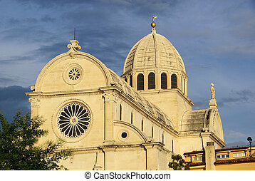 sibenik, catedral, 02