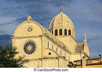 Sibenik Cathedral 02